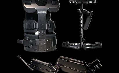 Glidecam HD 4000 and X10 Vest with Arm