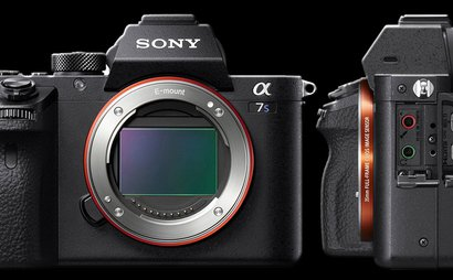 Sony A7SII Camera (kit 1)