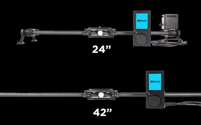 Rhino Evo Motion Control Slider (Arc Motion Kit 2)