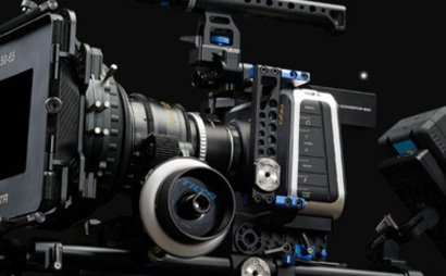 Black Magic 4K Cinema Camera (EF mount)