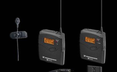 Wireless Radio Sennheiser G3 Lav Microphone
