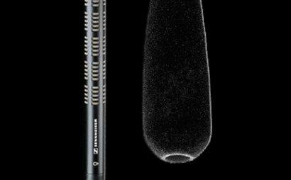Sennheiser Shotgun Microphone – ME66 & K6 Module