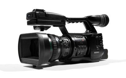 Sony EX1 camera