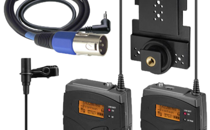 Sennheiser EW112PG3 radio mic kit
