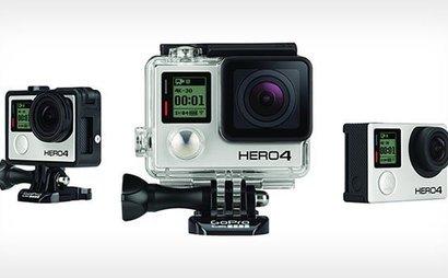 GoPro Hero 4 Black – 4K