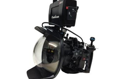 Sony A7S2 4K Nauticam housing with monitor package