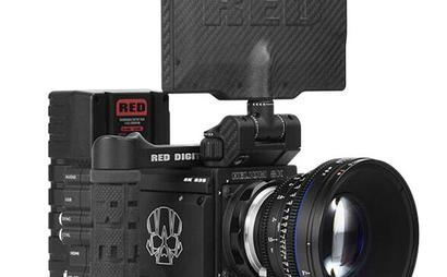 RED Epic-W 8K Camera Kit with EF & PL Mounts