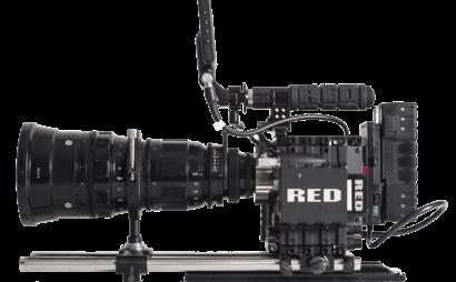 RED Scarlet 4K MX Shooting Kit