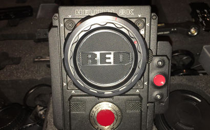 Red Epic-W 8K Full kit EF or PL Mount with Sigma and Tokina Zooms, Senn Radio mike and Top Mike