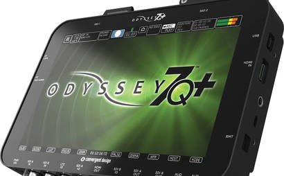 Odyssey 7Q+ with Apollo Upgrade Kit with batteries.