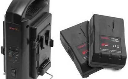 Swit V-Lock Battery Kit