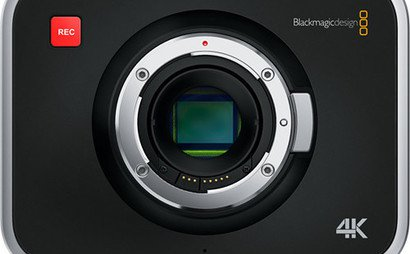 Black Magic 4K Production Camera (EF)