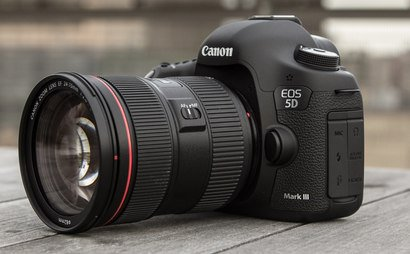 Canon 5D mk3 shooting kit with lenses