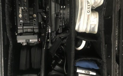 Sony F55 full Shooting Kit