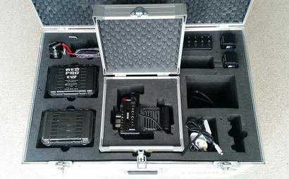 Red Scarlet X Kit with monitor