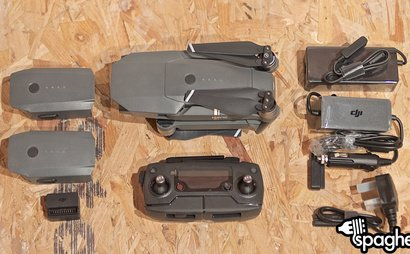 DJI Mavic Pro Kit (recommended with operator)