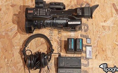 Sony EX1 Shooting Kit