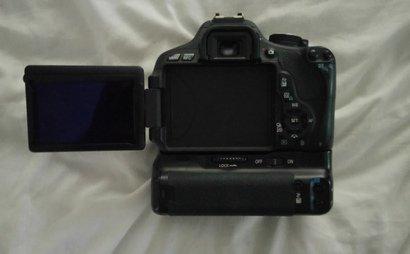 Canon 600d - Cinestyle, Magic Lantern