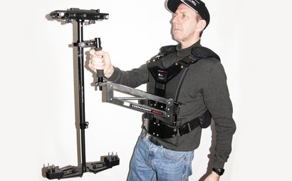 Flycam HD-5000 steadycam