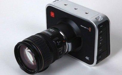 BlackMagic 4k Production Camera