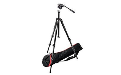 Manfrotto 055 Tripod with 701 video head