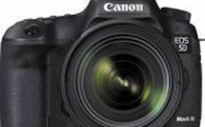 FULL KIT - Canon 5D MII + 3 Lenses + Light + Grip