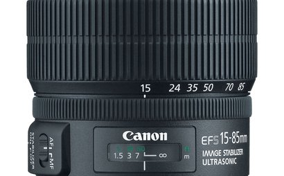 Canon EF-S 15-85 mm f/3.5-5.6 IS