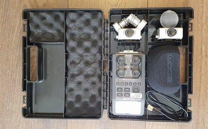 Indie Audio Kit - mic, radio mic & recorder