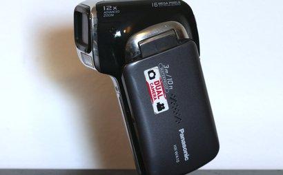Panasonic HX-WA10 HD Camcorder