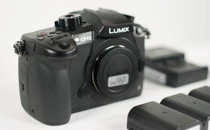 Panasonic GH5 Lumix