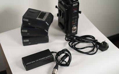 Blackmagic Ursa Mini Pro 4.6K EF