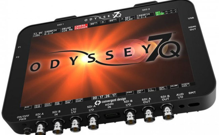 Resultado de imagen para monitor Odyssey de Convergent Design