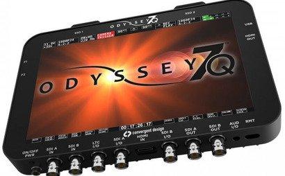 Convergent Design Odyssey 7Q 4K HD Recorder Monitor +  RAW bundle!