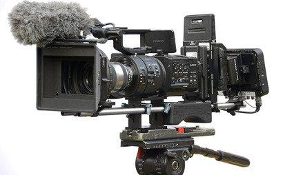 Sony NEX-FS700 slow motion super 35mm camera kit