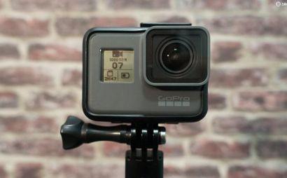 GoPro HERO5 Black Action Camera - 4K