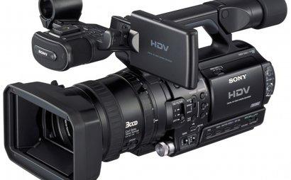 Sony HVR-Z1E camcorder KIT