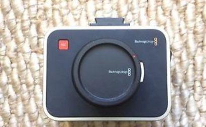 Blackmagic Cinema Camera EF mount