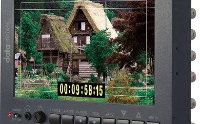 "DataVideo TLM-700HD 7"" LCD Monitor"