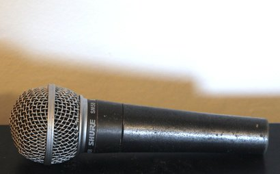 Sure SM58 Dynamic Microphone