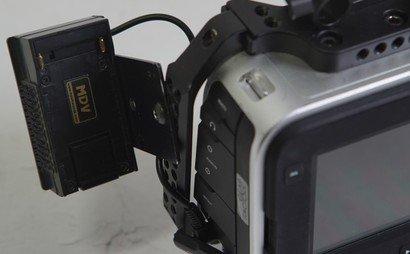 Blackmagic Production Camera 4K EF Mount