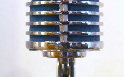Heil Blue Fin Dynamic Microphone