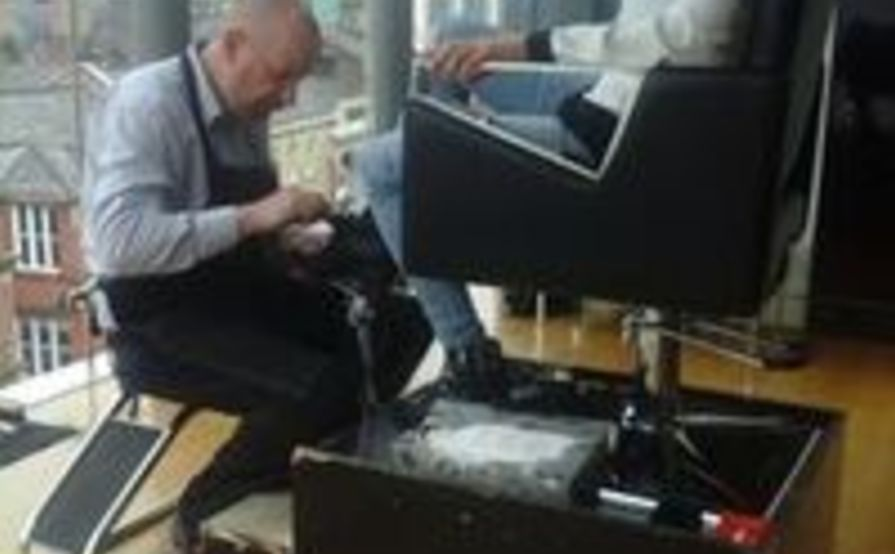 The Manchester Shoe Shine Co