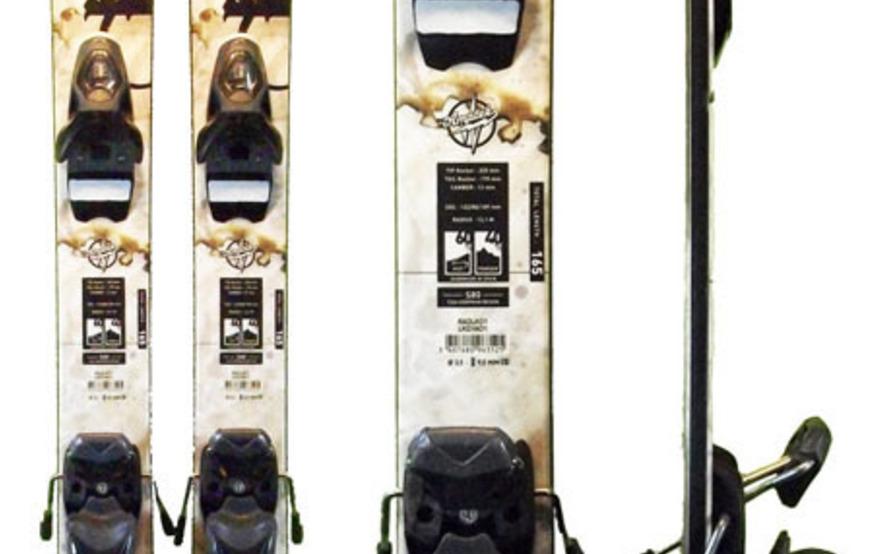 165 cm Rossignol S-80 Skis