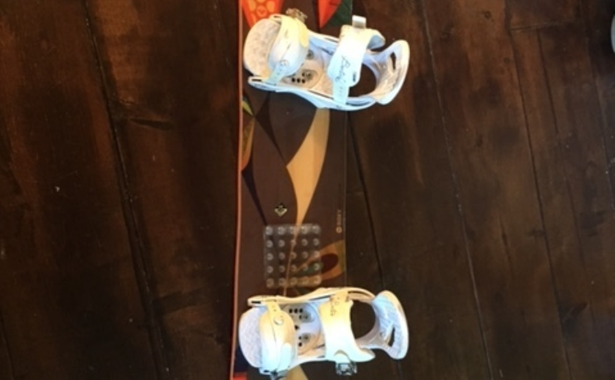 Women's Roxy Snowboard