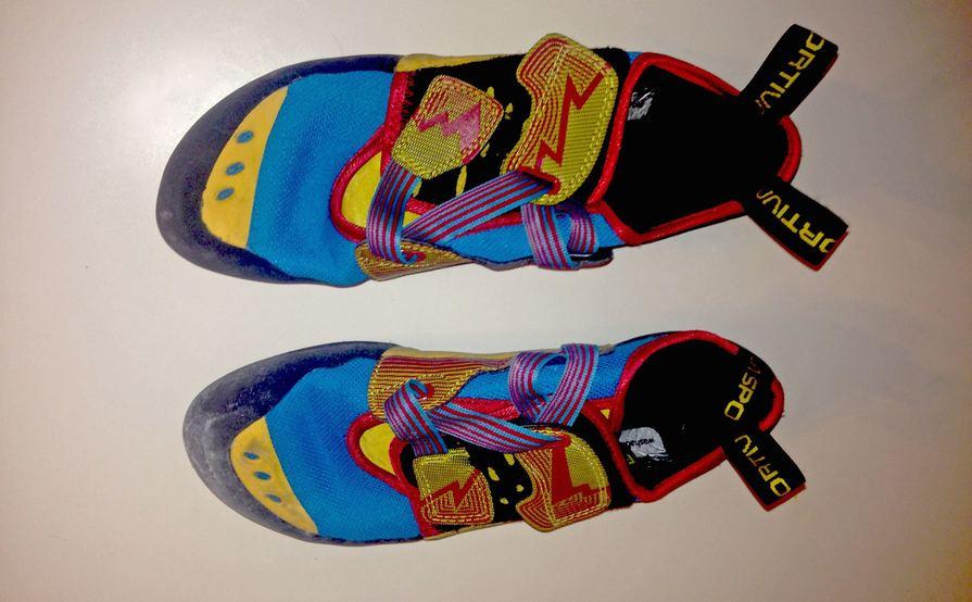 La Sportive Climbing Shoes (12M)