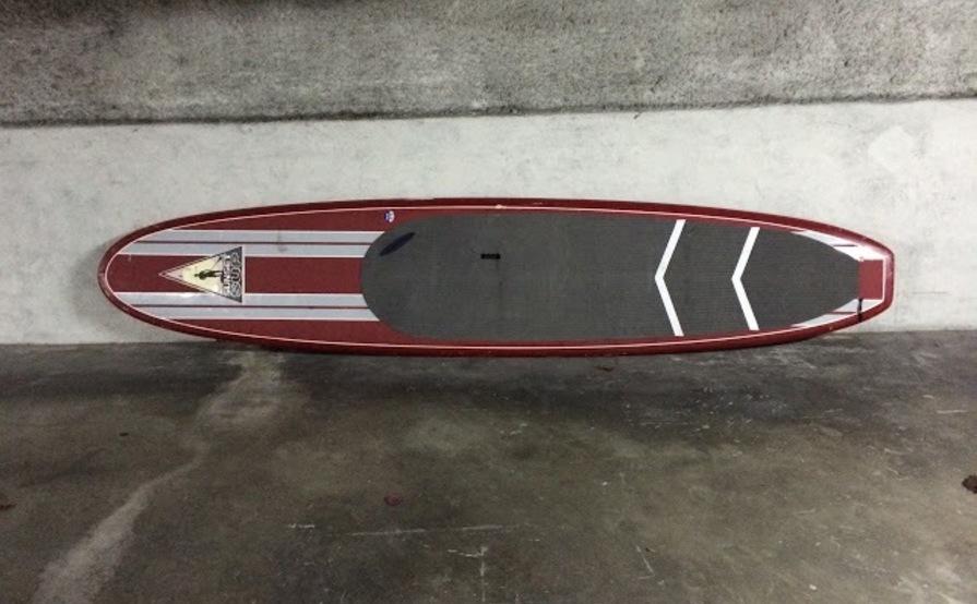 SUP Board & Paddle