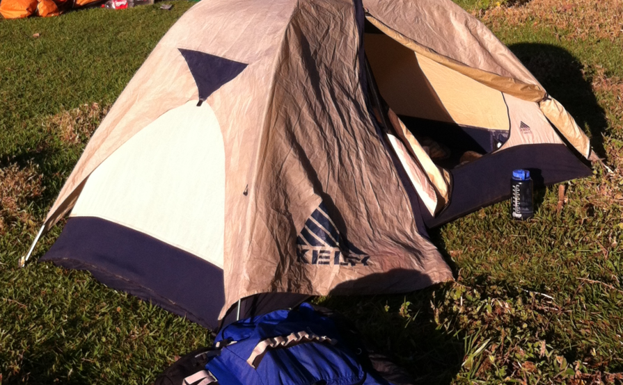 2 Person Kelty Tent