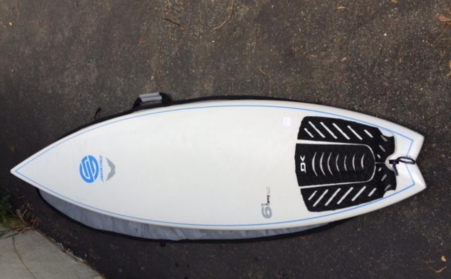 SURFBOARD (shortboard)