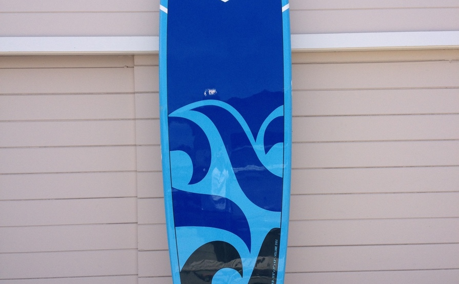 """Pipeline Paddleboards """"Frontside"""" 11'6"""" Stand Up Paddle board (SUP)"""