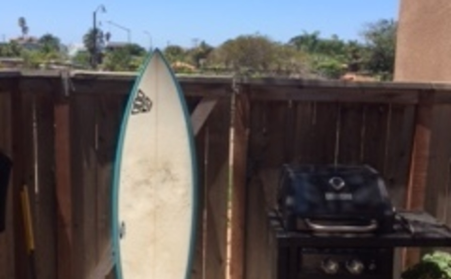6'0 Swallow Tail